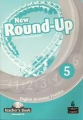New Round-Up 5 Teacher's Book  + CD (книга вчителя) - фото обкладинки книги