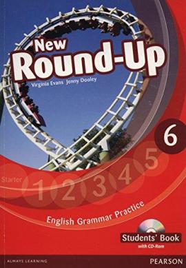 New Round-Up 6 Student Book + CD(підручник) - фото книги