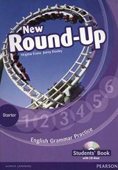 New Round-Up Starter Student Book + CD(підручник) - фото обкладинки книги