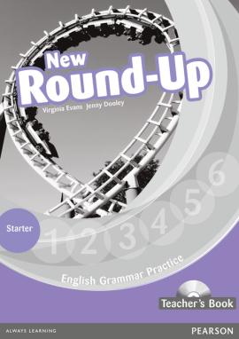 New Round-Up Starter Teacher's Book  + CD (книга вчителя) - фото книги