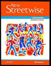 New Streetwise: Student's Book Intermediate level - фото обкладинки книги