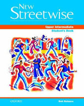 New Streetwise: Student's Book Upper-intermediate level - фото обкладинки книги