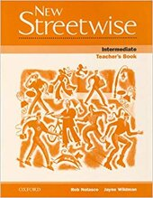 New Streetwise: Teacher's Book Intermediate level - фото обкладинки книги
