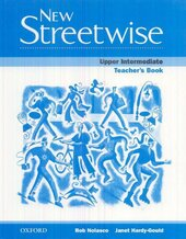 New Streetwise: Upper Intermediate: Teacher's Book - фото обкладинки книги
