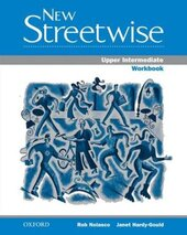New Streetwise: Workbook Upper-intermediate level - фото обкладинки книги