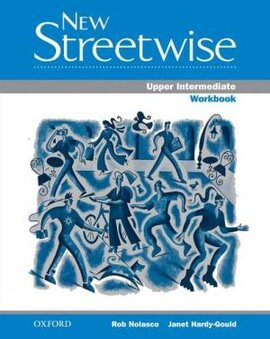 New Streetwise: Workbook Upper-intermediate level - фото книги