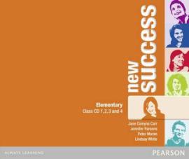 New Success Elementary Class Audio CD (аудіодиск) - фото книги
