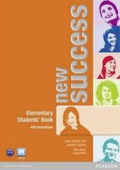New Success Elementary Student Book with ActiveBook(підручник) - фото обкладинки книги