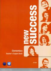 New Success Elementary Teacher's Book+ DVD (книга вчителя) - фото обкладинки книги
