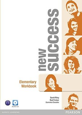 New Success Elementary Workbook + CD (робочий зошит) - фото книги