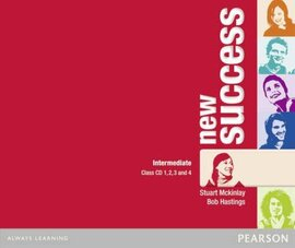 New Success Intermediate Class Audio CD (аудіодиск) - фото книги