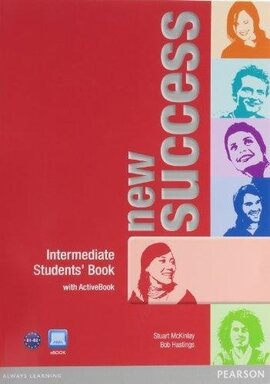New Success Intermediate Student Book with ActiveBook(підручник) - фото книги