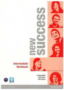 New Success Intermediate Workbook + CD (робочий зошит) - фото книги