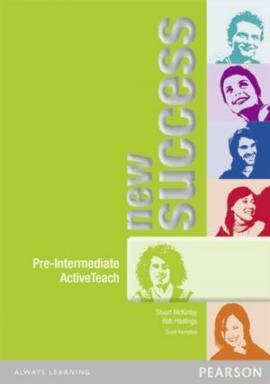 New Success Pre-Intermediate ActiveTeach (інтерактивний курс) - фото книги