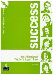 New Success Pre-Intermediate Teacher's Book+ DVD (книга вчителя) - фото обкладинки книги
