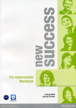 New Success Pre-Intermediate Workbook + CD (робочий зошит) - фото книги