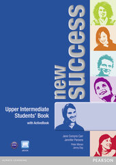New Success Upper-Intermediate Student Book with ActiveBook (підручник) - фото обкладинки книги