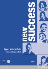 New Success Upper-Intermediate Teacher's Book+ DVD (книга вчителя) - фото обкладинки книги