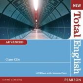 New Total English Advanced 2 Edition (аудіодиск) - фото обкладинки книги