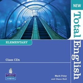 New Total English Elementary Class Audio CD (аудіодиск) - фото книги