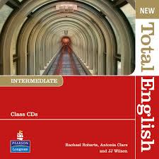 New Total English Intermediate CD (аудіодиск) - фото книги