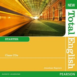 New Total English Starter CD (аудіодиск) - фото книги