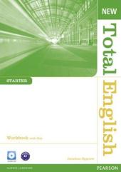 New Total English Starter Workbook  + Key + CD (робочий зошит) - фото обкладинки книги