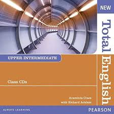 New Total English Upper-Intermediate CD (аудіодиск) - фото книги