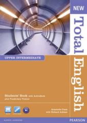 New Total English Upper-Intermediate Student's Book with Active Book (підручник) - фото обкладинки книги