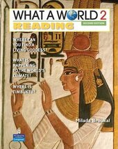 New What a World Reading 2: Amazing Stories from Around the Globe - фото обкладинки книги