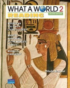 New What a World Reading 2: Amazing Stories from Around the Globe - фото книги
