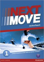 Next Move 1 Active Teach (інтерактивний курс) - фото обкладинки книги