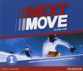 Next Move 1 CD (аудіодиск) - фото обкладинки книги