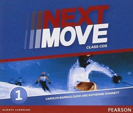 Next Move 1 CD (аудіодиск) - фото книги