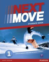 Next Move 1 Student Book - фото обкладинки книги