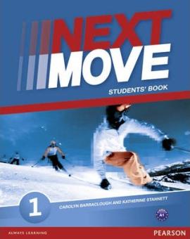 Next Move 1 Student Book - фото книги