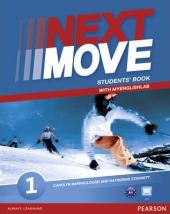 Next Move 1 Students' Book + MyLab Pack - фото обкладинки книги