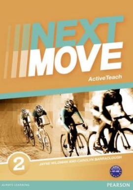 Next Move 2 Active Teach (інтерактивний курс) - фото книги