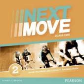 Next Move 2 CD (аудіодиск) - фото обкладинки книги