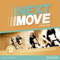 Книга Next Move 2 CD (аудіодиск)