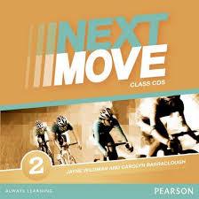 Next Move 2 CD (аудіодиск) - фото книги