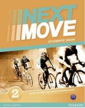 Next Move 2 Student Book - фото обкладинки книги