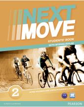 Next Move 2 Students' Book + MyLab Pack - фото обкладинки книги