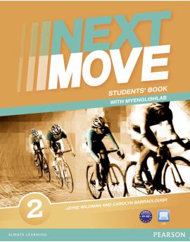 Next Move 2 Students' Book + MyLab Pack - фото книги