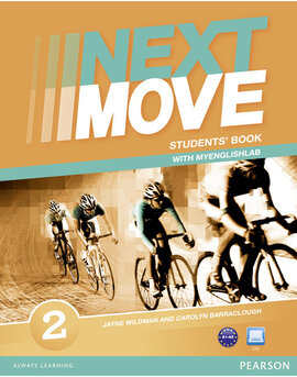 Next Move 2 Students' Book + MyLab Pack - фото книги
