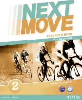 Next Move 2 Teacher's Book + CD - фото обкладинки книги