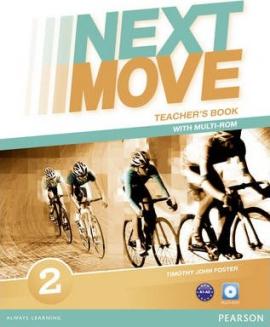 Next Move 2 Teacher's Book + CD - фото книги