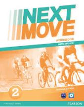 Next Move 2 Workbook + CD - фото обкладинки книги