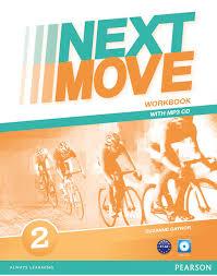 Next Move 2 Workbook + CD - фото книги