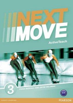 Next Move 3 Active Teach (інтерактивний курс) - фото книги